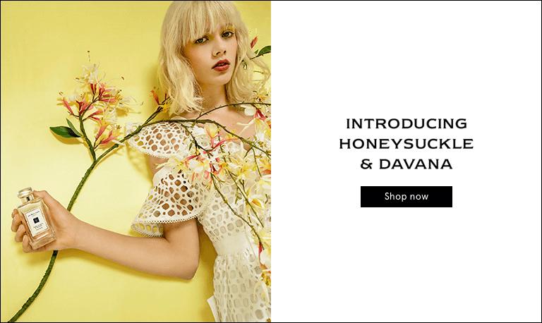 Honeysuckle and Davana