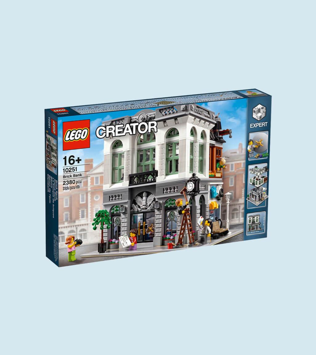 Selection of LEGO kits