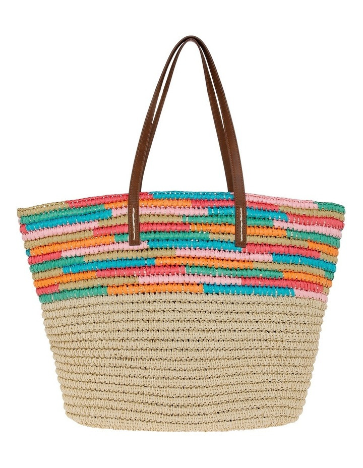 Amalfi Double Handle Tote Bag image 1