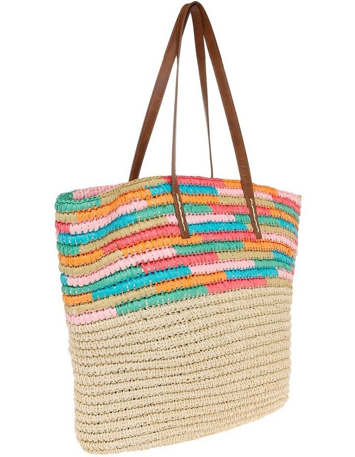 Amalfi Double Handle Tote Bag image 2