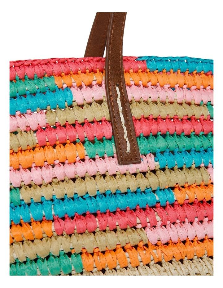 Amalfi Double Handle Tote Bag image 3