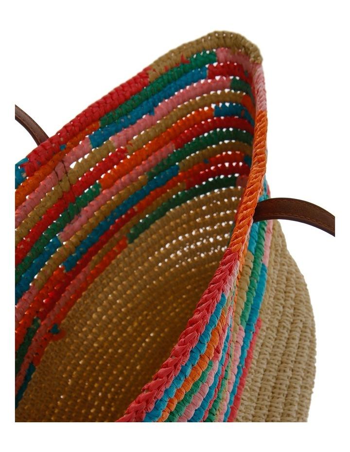 Amalfi Double Handle Tote Bag image 4