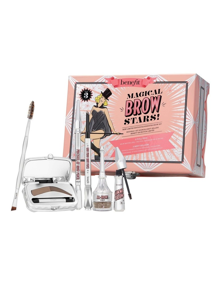 Magical Brow Stars! (Valued at $249) image 1