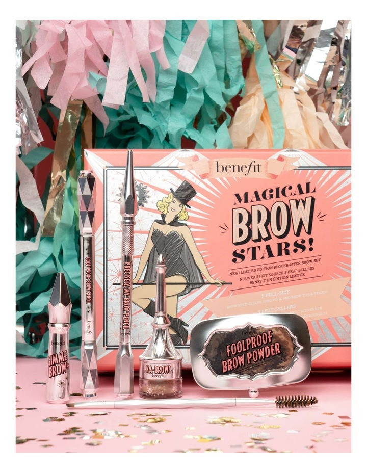 Magical Brow Stars! (Valued at $249) image 3