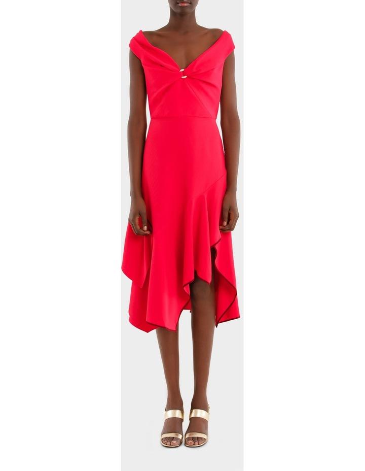 Cady Off Shoulder Dress image 1