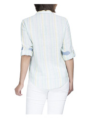 Gordon Smith - Stripe Linen Shirt