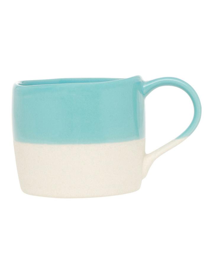 Organic Swatch Mug - Turquoise image 1