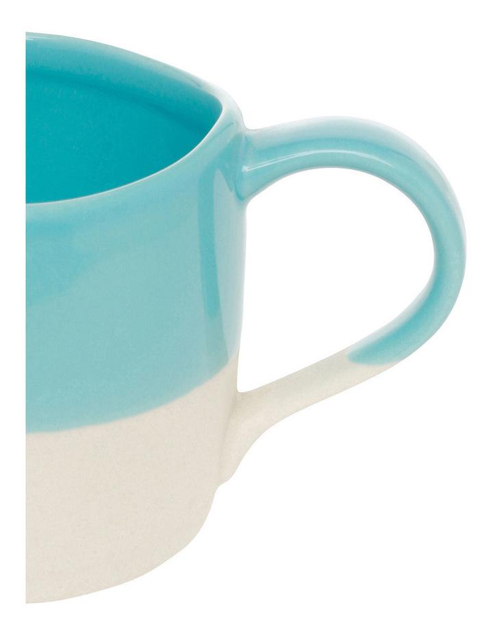 Organic Swatch Mug - Turquoise image 2