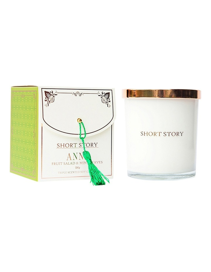 Triple Scented Soy Candle - Anne image 1