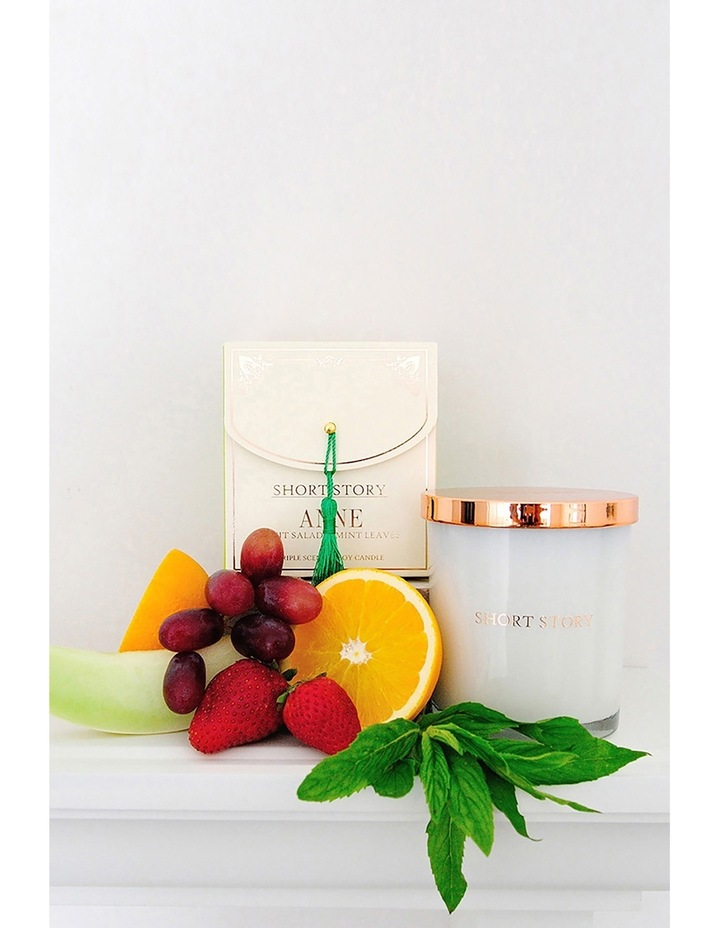 Triple Scented Soy Candle - Anne image 2