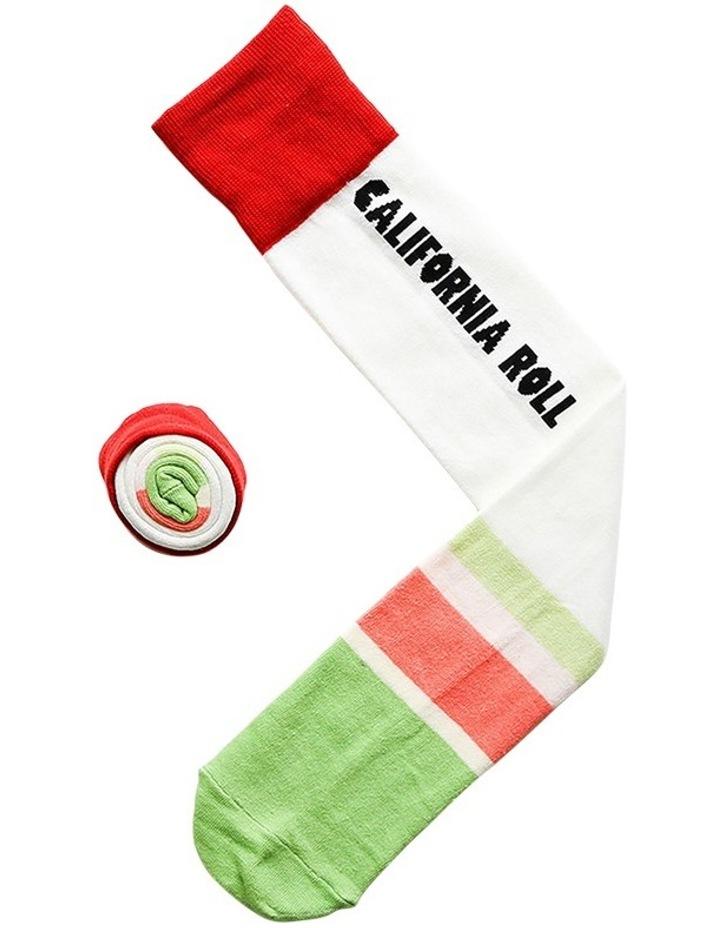 Sushi Socks California Roll image 1