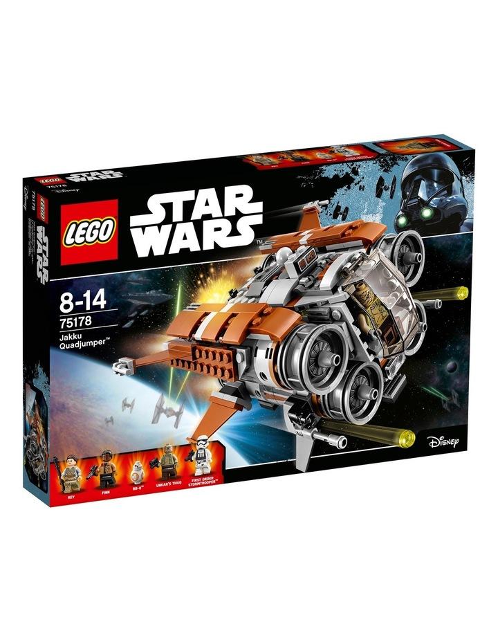 Star Wars Jakku Quadjumper 75183 image 1