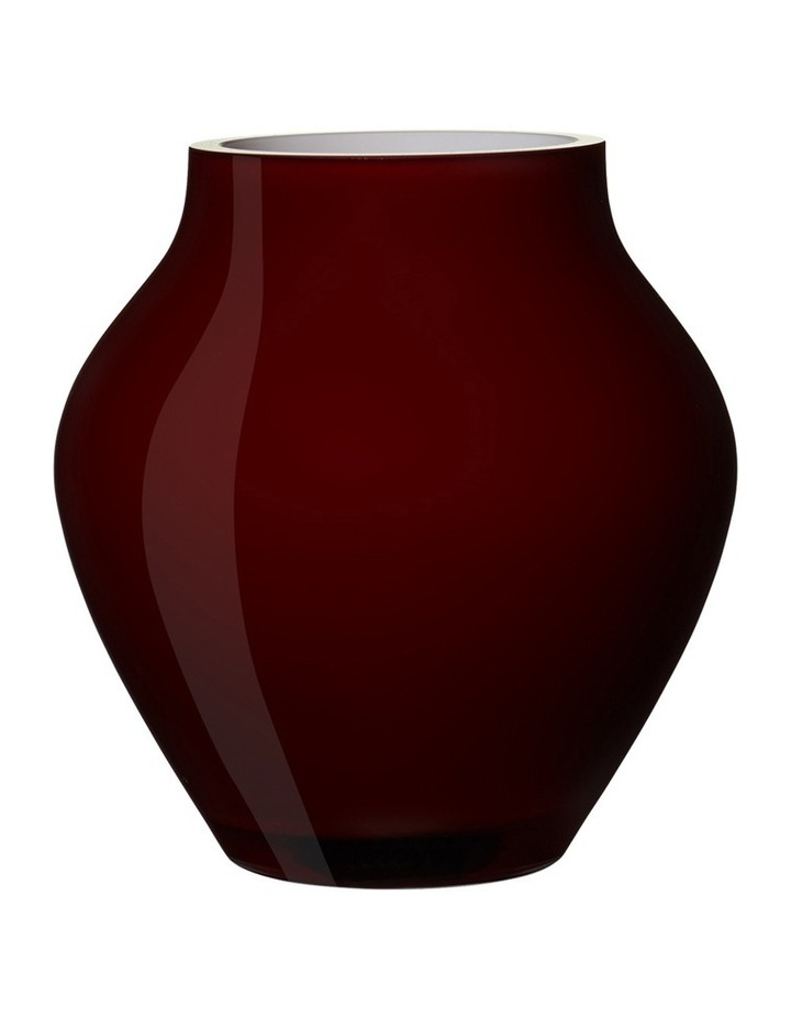 Oronda Vase Deep Cherry Mini image 1