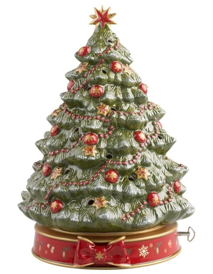 Villeroy Boch Tannenbaum.Villeroy Boch Toy S Delight X Mas Tree With Music Box
