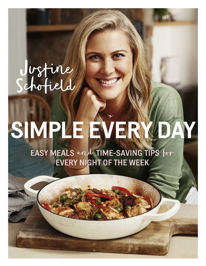 Simple Every Day by Justine Schofield (paperback) image 1
