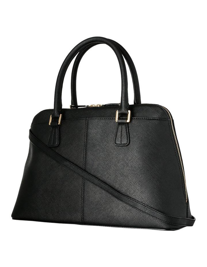 On My Corner Saffiano Leather Satchel image 2