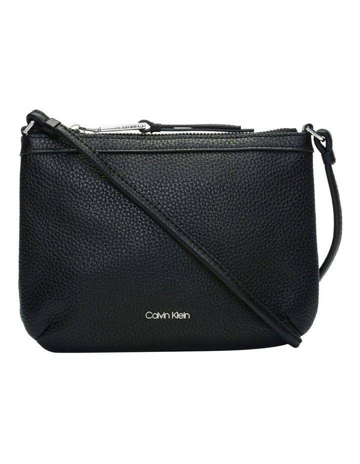 Pebble Leather Crossbody Bag image 1