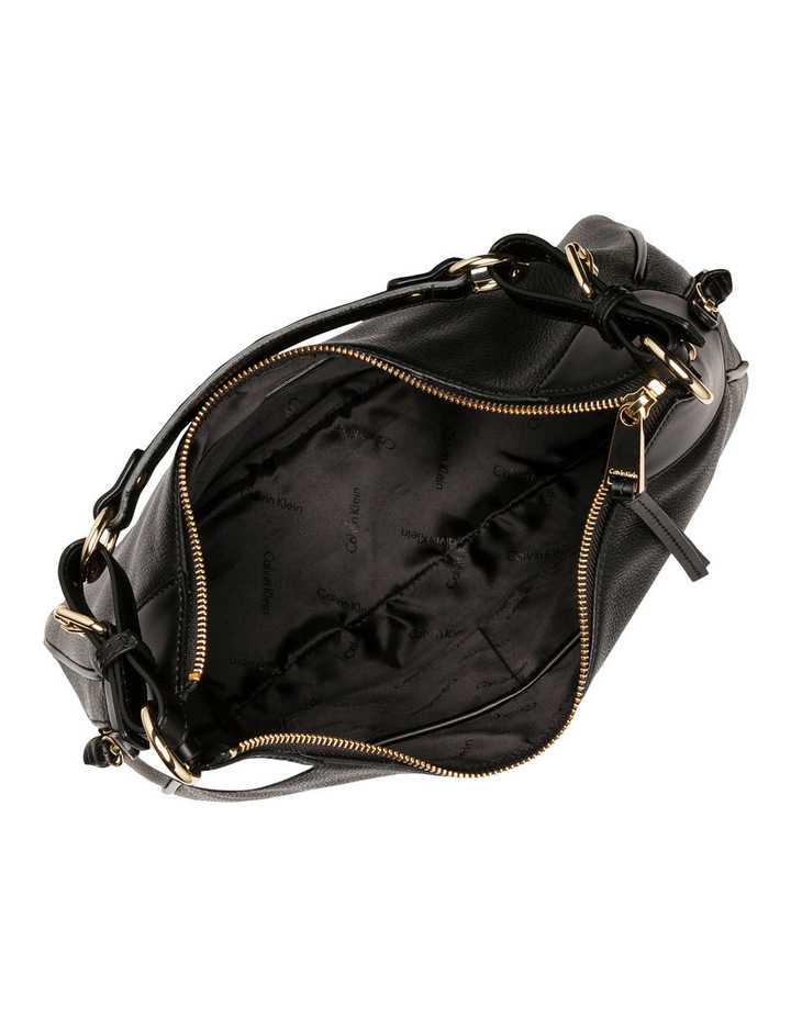 H6GCA4KJ Angelina Top Handle Hobo Bag image 4
