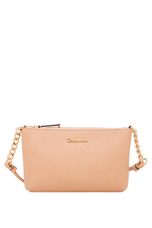 Calvin Klein - Bnud Hayden Zip Top Crossbody Bag