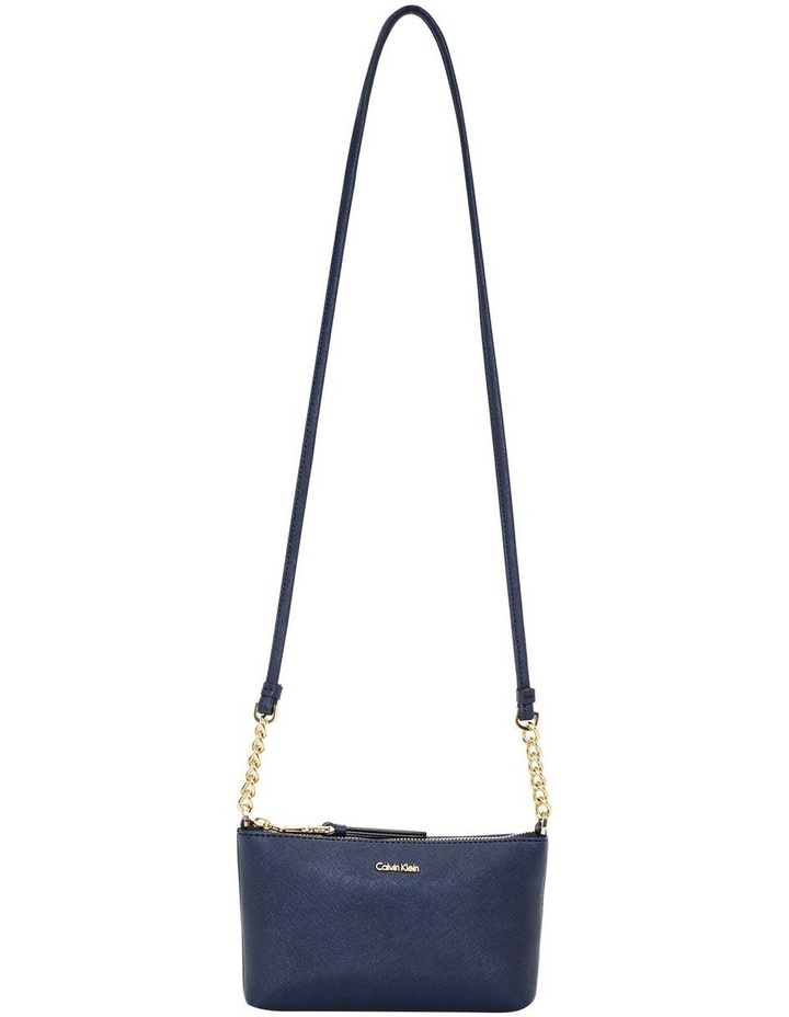 H7DE12CR_NVY Hayden Zip Top Crossbody Bag image 1