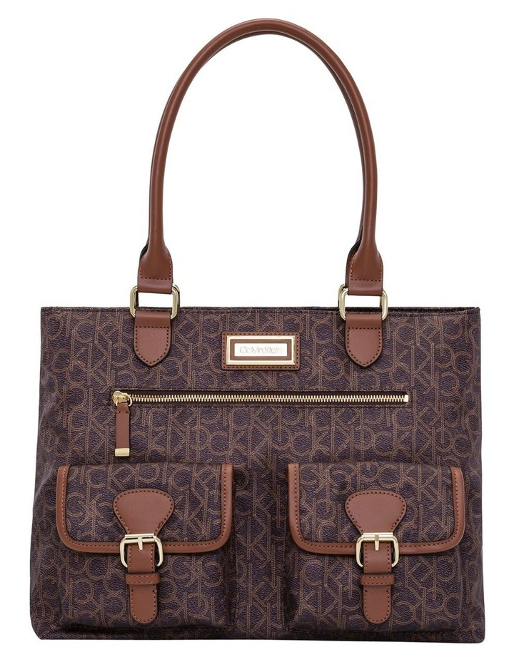 H8GAE8JG_BKH Florence Double Handle Tote image 1