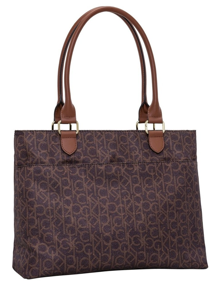 H8GAE8JG_BKH Florence Double Handle Tote image 2