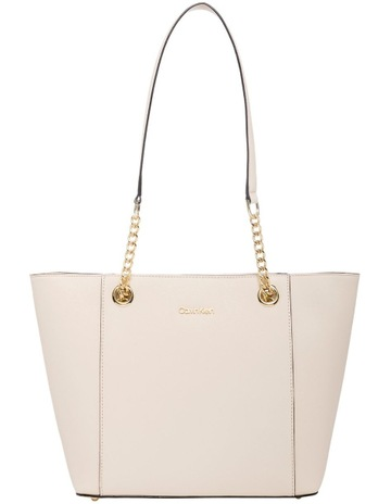 bda8d312825 Calvin KleinSand Hayden Double Handle Tote H8Aa18Ds_Light. Calvin Klein  Sand Hayden Double Handle Tote H8Aa18Ds_Light
