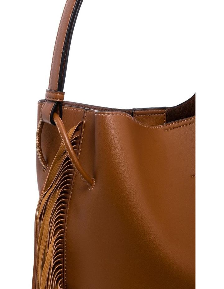 H8Jjz8Xk_Lug Fringe  Double Handle Tote Bag image 4