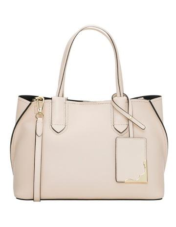 c329f6275aa Calvin KleinH8Jar9Cs_Light Sand Jacky Double Handle Tote Bag. Calvin Klein  H8Jar9Cs_Light Sand Jacky Double Handle Tote Bag