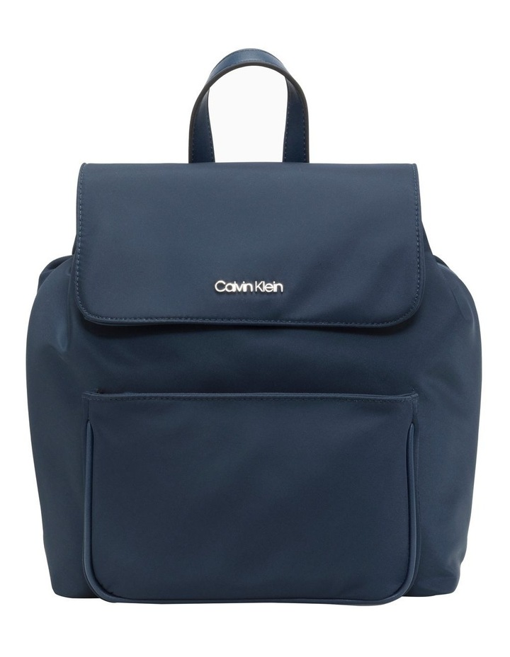 H9Dkecv1_Nvy New Belfast Plain Backpack image 1