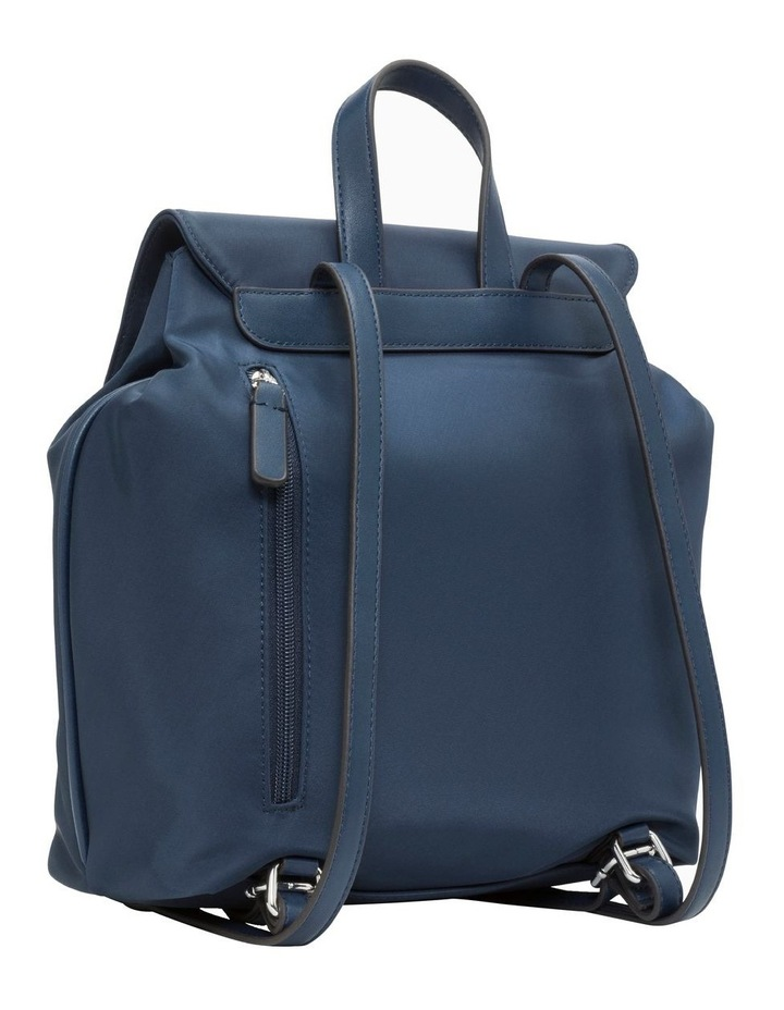 H9Dkecv1_Nvy New Belfast Plain Backpack image 3