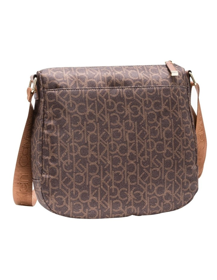 Nylon Zip Top Crossbody Bag image 2