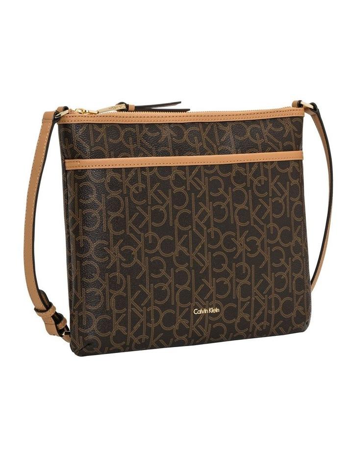 H7AEJ6MJ_BKH Lilly Large Zip Top Crossbody Bag image 2