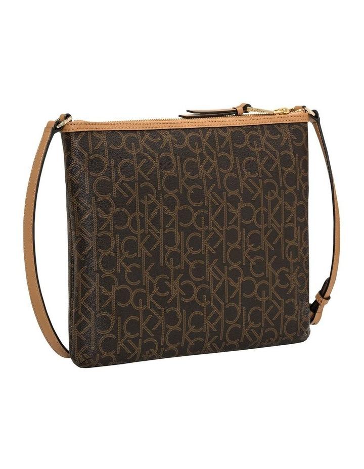 H7AEJ6MJ_BKH Lilly Large Zip Top Crossbody Bag image 3