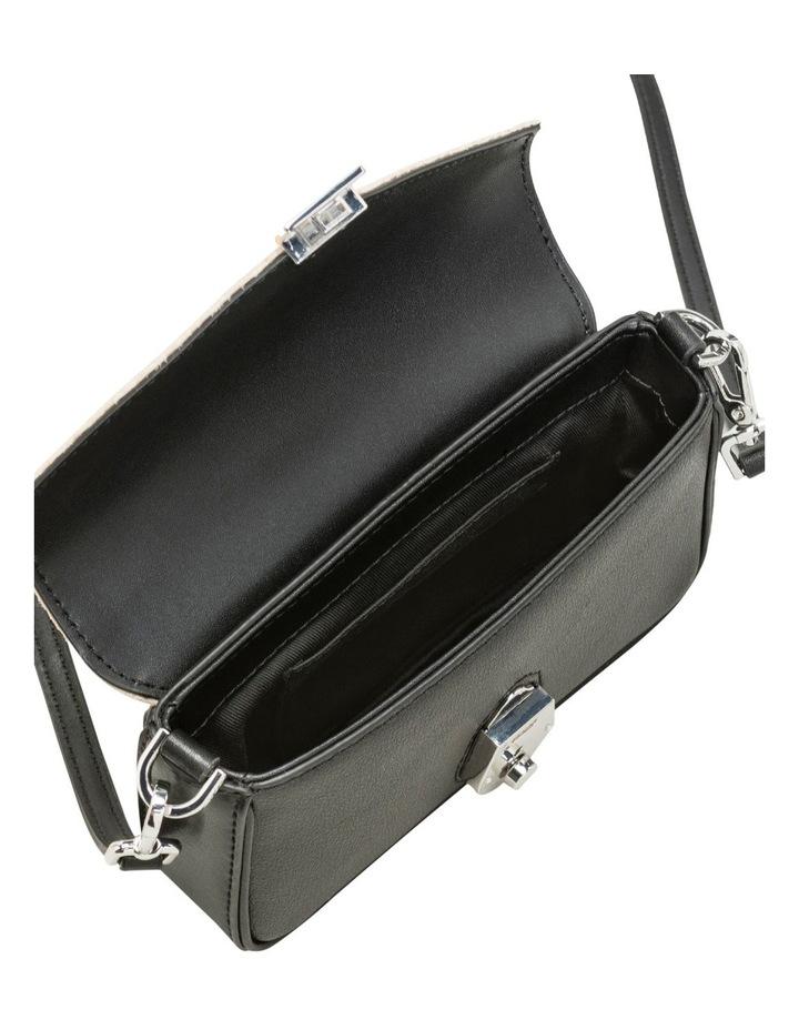 Lock Flap Over Crossbody Bag image 2
