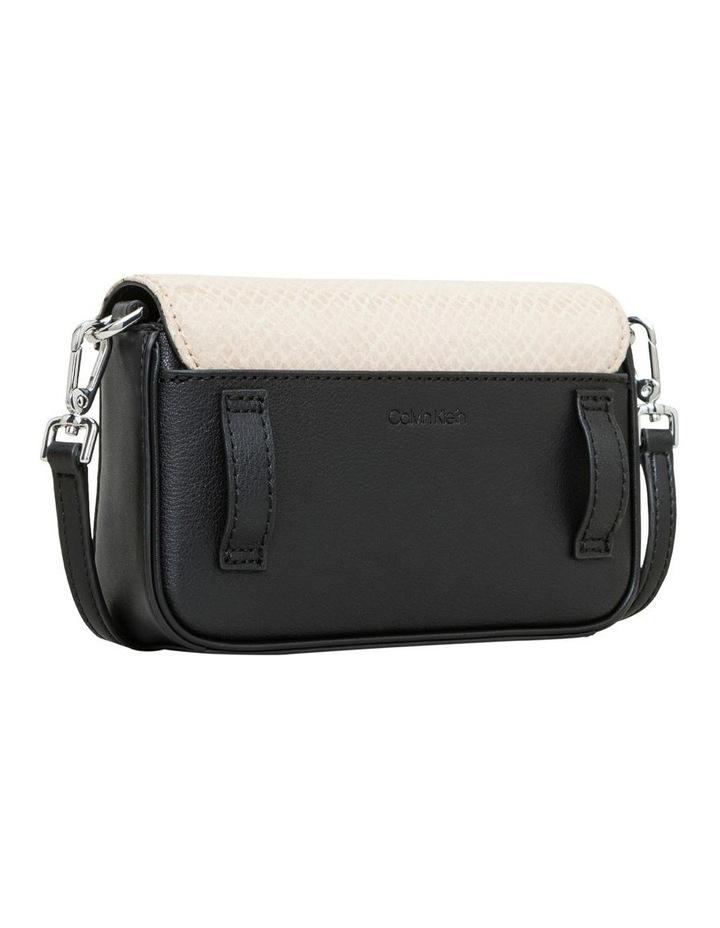 Lock Flap Over Crossbody Bag image 3