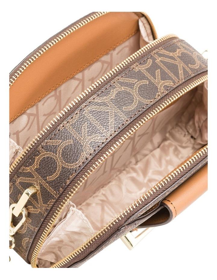 Chained Zip Around Crossbody Bag image 3