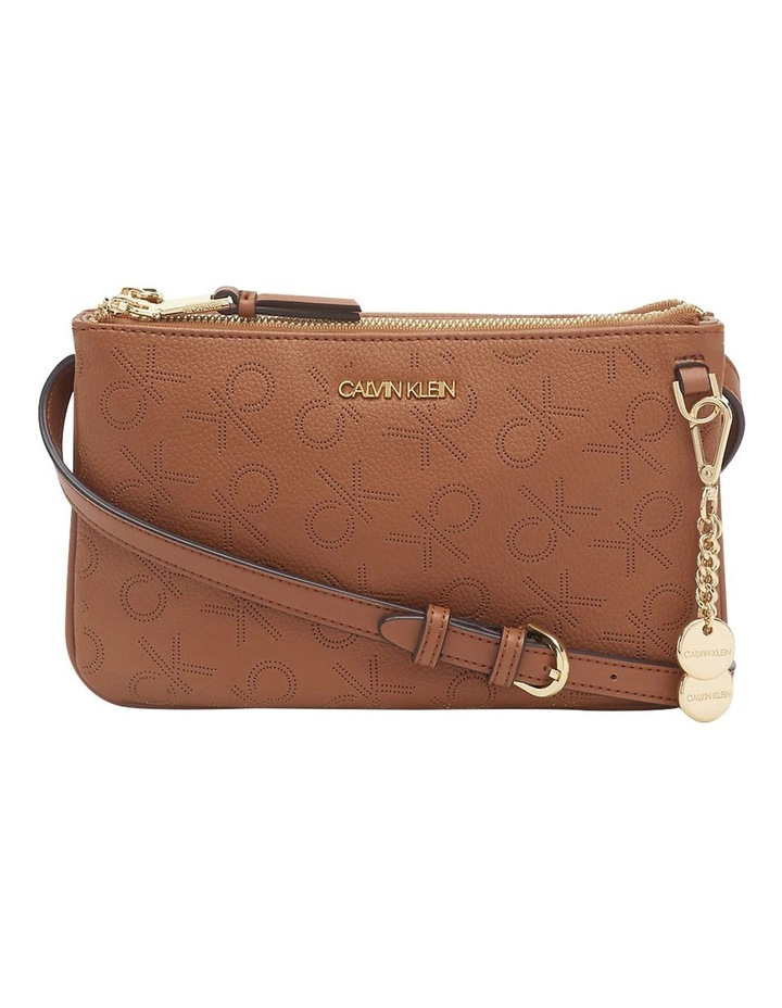 Denver Monogram Logo Crossbody Bag image 1