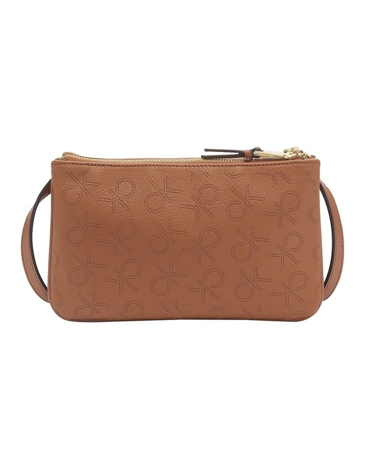 Denver Monogram Logo Crossbody Bag image 2