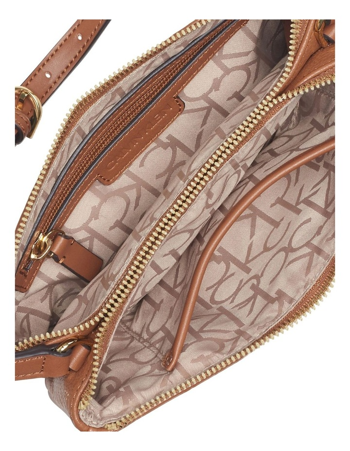 Denver Monogram Logo Crossbody Bag image 3