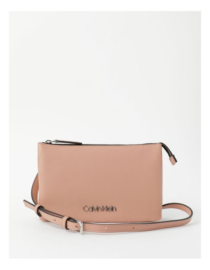 Zip Top Crossbody Bag image 1