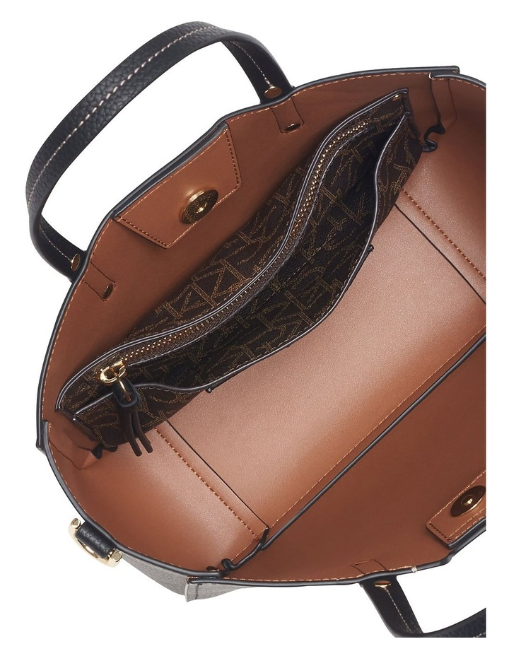 H0DEZAN2_BLK DILAN Double Handle Crossbody Bag image 3
