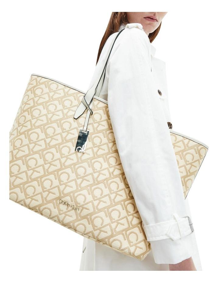 K60K60808101W Shopper Tote Bag image 2
