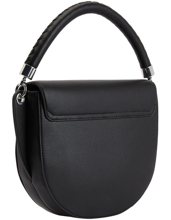 Black Md Saddle Crossbody Bag image 2