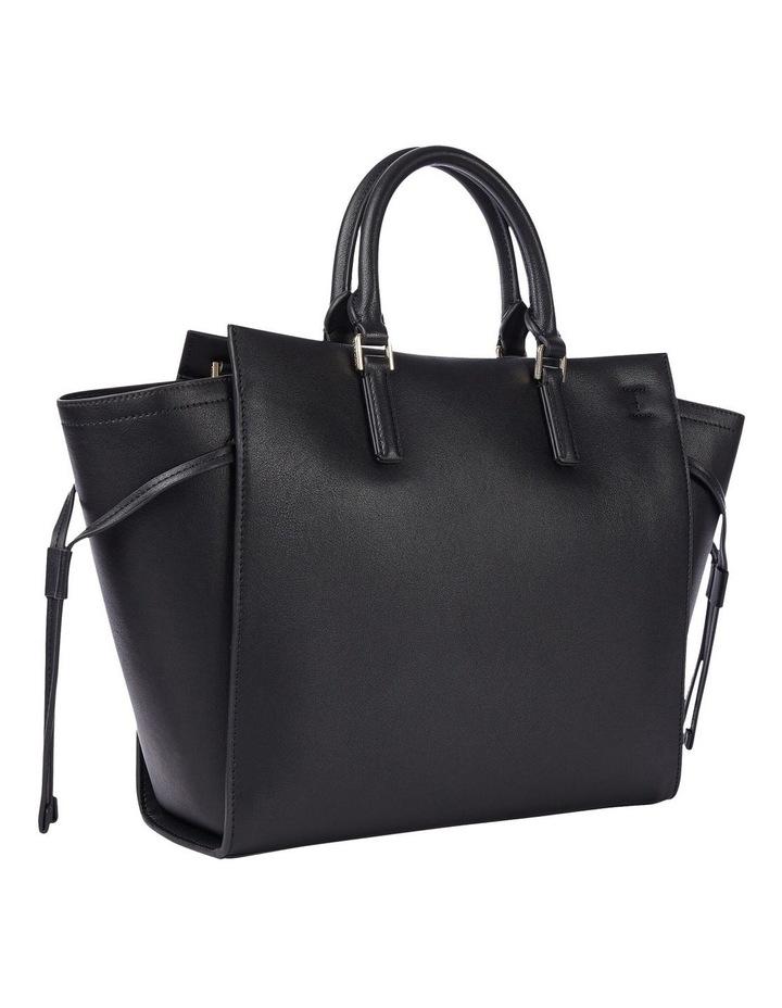 CK Black Zip Top Tote Bag image 2