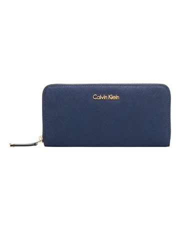 4c9cc452a3 Calvin Klein Hayden Zip Around Wallet