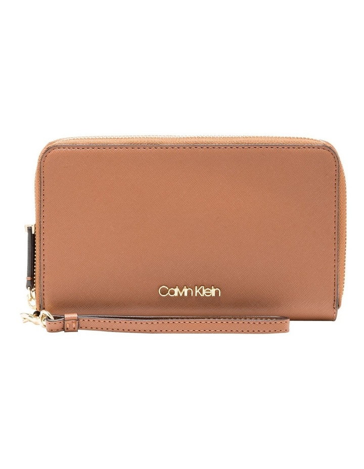 Large Wallet Zip Around Wallet image 1