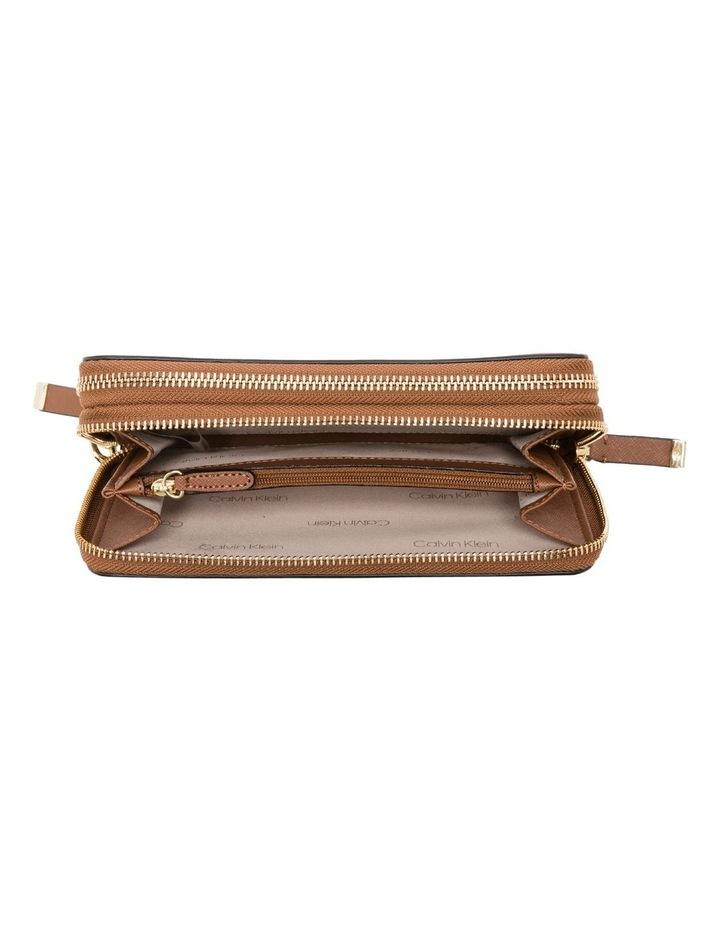 Large Wallet Zip Around Wallet image 2