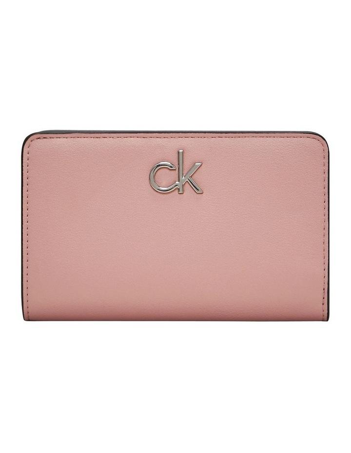 Billfold French Blush Zip Around Wallet image 1