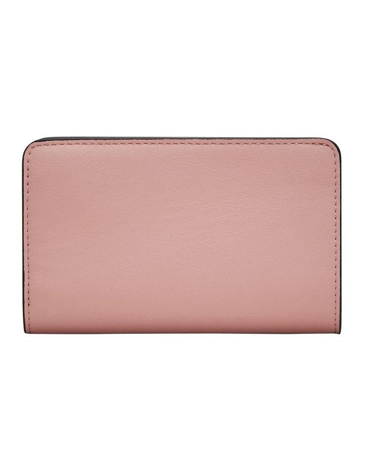 Billfold French Blush Zip Around Wallet image 2